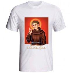Camiseta Santo Antônio de Sant`ana Galvão - DI.66....