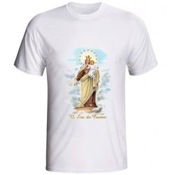 Camiseta Nossa Senhora do Carmo - DI.66.52