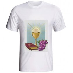 Camiseta Eucaristia - DI.66.56