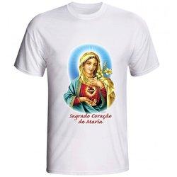 Camiseta Sagrado Coração de Maria - DI.66.49