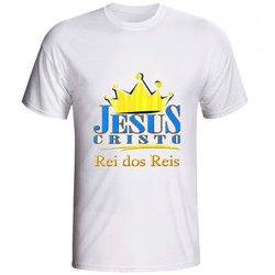 Camiseta Jesus Cristo Rei dos Reis - DI.66.104