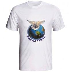 Camiseta Paz na Terra - DI.66.89