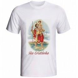 Camiseta São Cristovão Vermelho - DI.66.39
