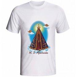 Camiseta Nossa Senhora Aparecida Anjos - DI.66.05