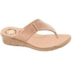 Chinelo Confort Feminino - Antique - MA10007NM - Pé Relax Sapatos Confortáveis
