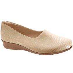 Sapato Ortopédico Feminino - Pele - MA302000PL - Pé Relax Sapatos Confortáveis