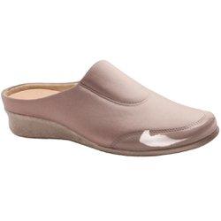 Babuche Feminino para Joanete - Sépia - MA302008S - Pé Relax Sapatos Confortáveis