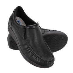 458ba4464 Sapato Feminino Fechado - Preto - FB8001P - Pé Relax Sapatos Confortáveis