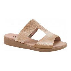 Tamanco Feminino Anatômico - Cobre - MA14016C - Pé Relax Sapatos Confortáveis