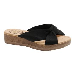 Tamanco Confortável Feminino - Preto - MA537016P - Pé Relax Sapatos Confortáveis