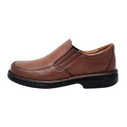 3b90257eb0 Sapato Masculino Couro Chocolate 606 - FRANCA BRAS.
