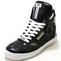2c54b75f2 Tenis Bota Treino Sneakers Top Fitness | SAPATOTOPSHOES