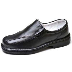 3a07a25db6 Sapato Social Masculino de Conforto Anatômico Orto... - TOP FRANCA SHOES