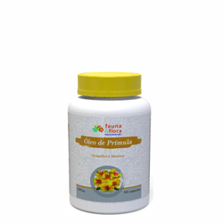 Óleo de Prímula Redutor de TPM 500mg 60caps