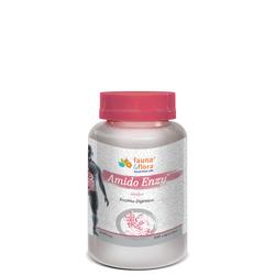 Amido Enzy - Enzima Digestiva 500mg 60caps
