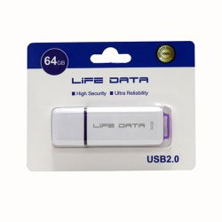 Pen Drive 64Gb - LIFE DATA