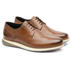Derby Plain Toe Bronze 9400