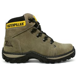 Bota Caterpillar Robust - Cinza