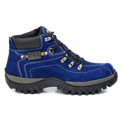 Bota Caterpillar Adventure - Azul
