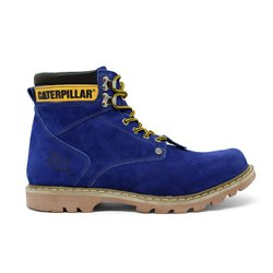 Bota Caterpillar Second Shift Boot - Azul