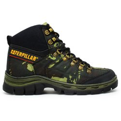 Bota Caterpillar Limit - Camuflada