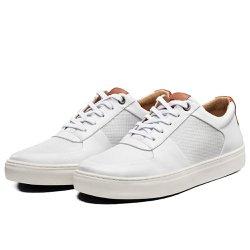 Sapatênis Lomen Sneakers Baruc Branco