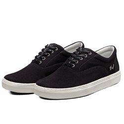 Sapatênis Lomen Sneakers Boaz Preto