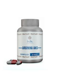Arginina AKG (Arginina Alfa Cetoglutarato) 500mg -... - LIFEMANIPULACAO
