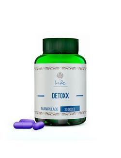 DETOXX- Fórmula Detoxificante - 30 Doses - Detox - LIFEMANIPULACAO