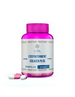 Exsynutriment Colagen Plus - 30 Doses - Exsynutrim... - LIFEMANIPULACAO