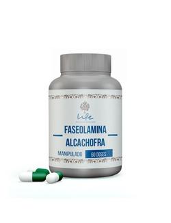 Faseolamina 500 com Alcachofra 500 - 60 Doses - Fa... - LIFEMANIPULACAO