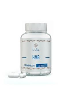 Hmb (hidroximetilbutirato De Cálcio) 3.000mg - 30 ... - LIFEMANIPULACAO