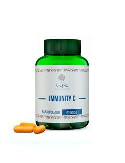 IMMUNITY-C - 60 Doses - IMMUNITY-C - LIFEMANIPULACAO