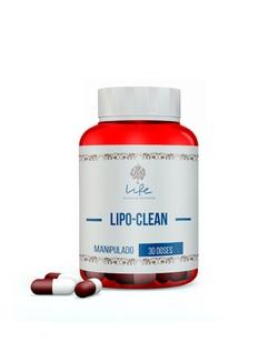 Lipo Clean - 30 Doses - Detox - LIFEMANIPULACAO
