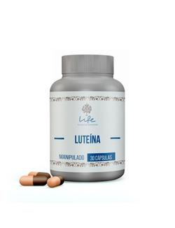 LuteÍna 10 Mg -30 Doses - 134 - LIFEMANIPULACAO