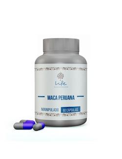 Maca Peruana 500mg - 30 Doses - 32 - LIFEMANIPULACAO