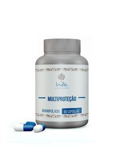 MULTIPROTEÇÃO - 60 Doses - MULTIPROTEÇÃO - LIFEMANIPULACAO