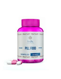 Pill Food - 60 Doses - Pill-Food - LIFEMANIPULACAO
