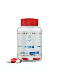 Piperina 15mg - 90 Doses - Piperina - LIFEMANIPULACAO