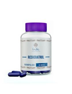 Resveratrol 20mg - 30 Doses - Resveratrol - LIFEMANIPULACAO