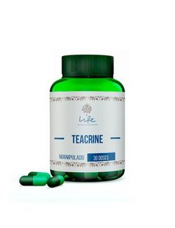 Teacrine 200mg - 30 Doses - Teacrine - LIFEMANIPULACAO