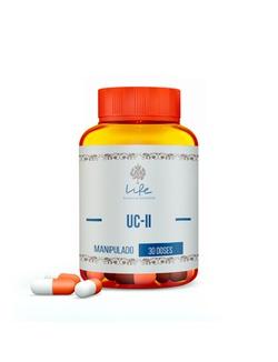 UC-II 40mg - Colágeno tipo II - 30 Doses - 102 - LIFEMANIPULACAO
