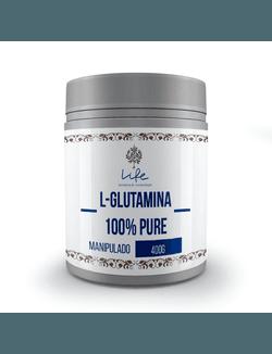 L-Glutamina 400g - L-Glutamina - LIFEMANIPULACAO