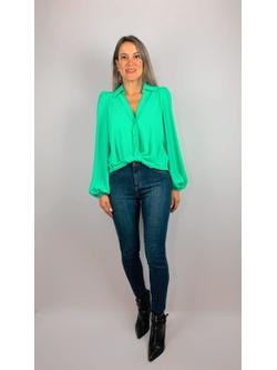 Calça Cropped Taciana - Patricia Rios