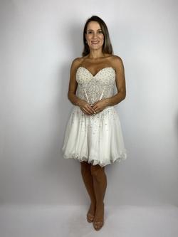 Vestido Bride Branco - Patricia Rios