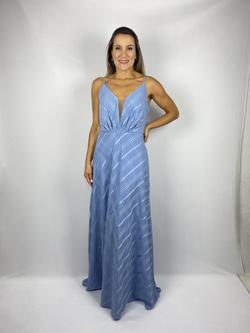 Vestido Maquinetado Serenity - Patricia Rios