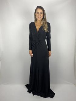 Vestido Jersey Preto - Patricia Rios