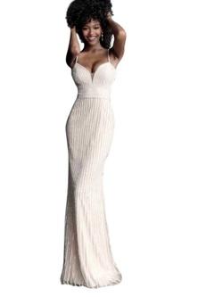Vestido Shine Nude - Patricia Rios
