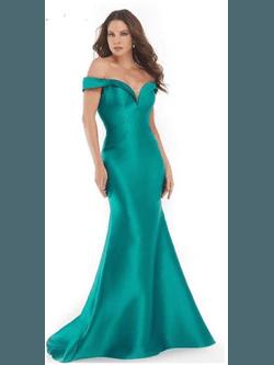 Vestido Zibeline Laço Verde - Patricia Rios