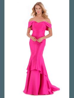 Vestido Barbie Fúcsia - Patricia Rios
